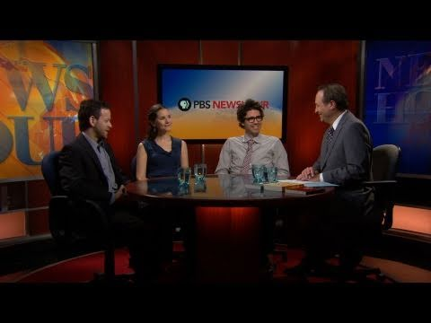 Hannah Tinti discusses small presses on PBS News Hour