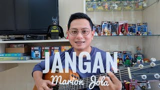 Video MARION JOLA - JANGAN (COVER) MP3, 3GP, MP4, WEBM, AVI, FLV Juni 2018