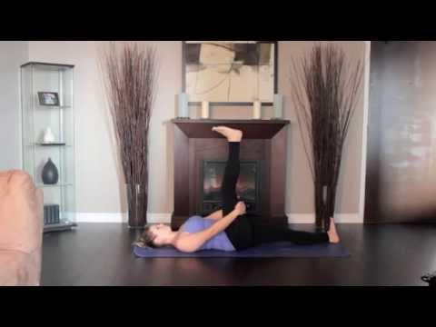 Hamstring Stretch Right