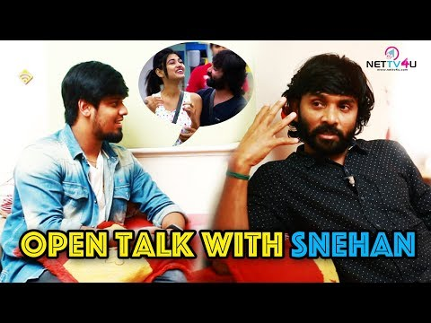 Oviya Kissed Me : Bigg Boss Kavignar Snehan Open Interview After Bigg Boss Season 1 | Snehan Roast