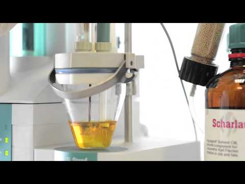 Scharlau Aquagent® Volumetric Karl Fischer Titration
