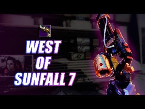 Kinoplex - [DESTINY 2] WEST OF SUNFALL 7