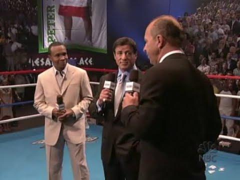 The Contender Season One Finale - Alfonso Gomez vs Jesse Brinkley & Peter Manfredo vs Sergio Mora