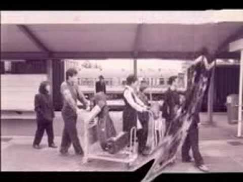 Japanese SKA band, The Screaming Orgasms (видео)