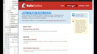 Ruby/Rails 4.0 - Lecture 10/29 - Better Route URL's