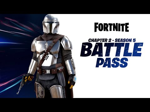 SEASON 5 BATTLE PASS is HERE!