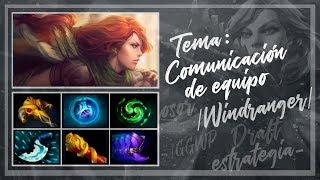 COMUNICACIÓN DE EQUIPO   Infamous Gaming vs Luccini Dilecom   Smash - Windranger