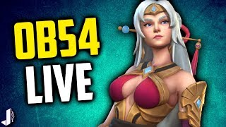 Join me streaming Paladins OB54 which is now live with new champion Lian - lots of buffs, nerfs, new map tilted! And a whole big freeze of Paladins Skins Wolf Pack Tyra and Ice something Inara - roll with it Cassie.    Support me - Donate via Superchat :D Stream giveaway Founders Pack/20 Radiant chests- https://gleam.io/nKqX2/founders-pack-or-20-radiant-chestsNew Twitch - https://www.twitch.tv/j0shin0 Patreon: http://www.patreon.com/JoshinoHelp by buying games through Green Man Gaming: http://goo.gl/RDyFn3Connect with me - DISCORD - https://discordapp.com/invite/joshinoTwitter - https://twitter.com/JoshinoYT