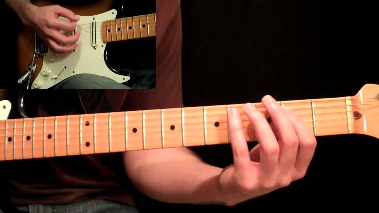 Palm Muting Technique – Beginner Guitar Lesson