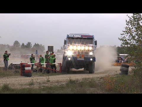 00 Kamaz - 17. ADMV Lausitz Rallye 2014