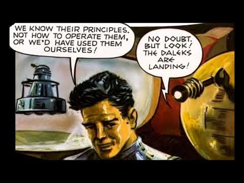 Doctor Who and the Daleks: The Mechanical Planet