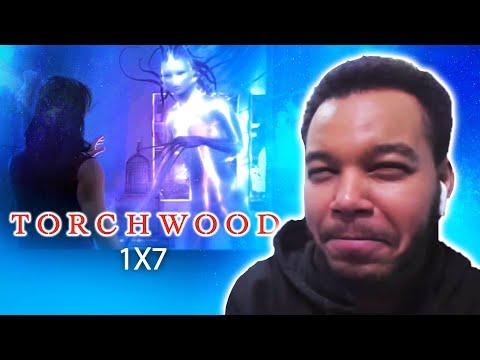 """Torchwood Season 1 Episode 7 """"Greeks Bearing Gifts"""" REACTION!"""