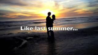 LAST SUMMER  WITH LYRICS-NICKO