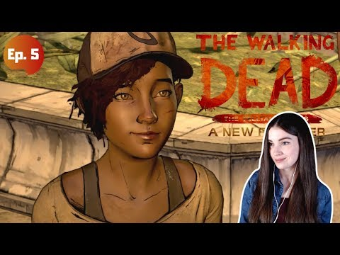 "AN EMOTIONAL GOODBYE | The Walking Dead: A New Frontier - Episode 5 ""From The Gallows"""