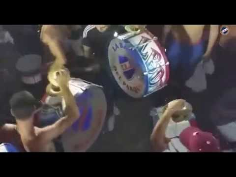 LBDP ya llegó - Bombos Clásico copa Bandes 2015 |Nacional 1 - 0 Peñarol | - La Banda del Parque - Nacional