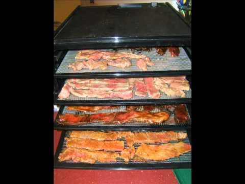 Making Beef Jerky in the Dehydrator