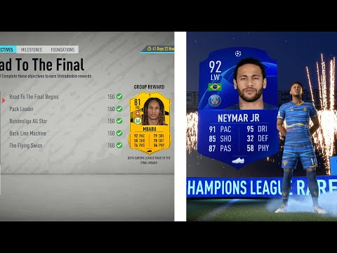 HOW TO GET RTTF MBABU QUICKLY! RTTF PACKS & WALKOUTS! FIFA 20