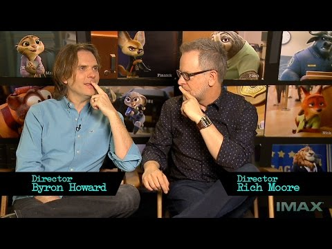 Zootopia (IMAX Featurette 'Which Animal Are You?')