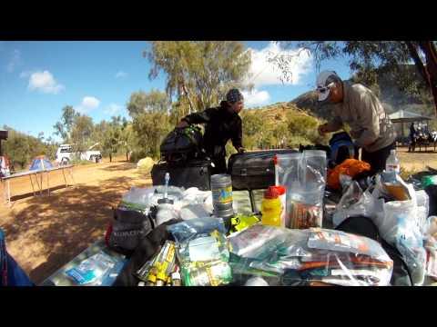 Carrera en Alice Springs (Australia) - Productos Powerbar