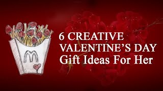 Top 6 Valentine's Day Gift Ideas - Best Valentine's Day Gift Guide curated by Experts For Her