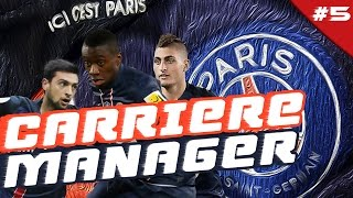 Video FIFA 17 - CARRIERE MANAGER - PSG #5 - WINTER IS COMING !! MP3, 3GP, MP4, WEBM, AVI, FLV November 2017