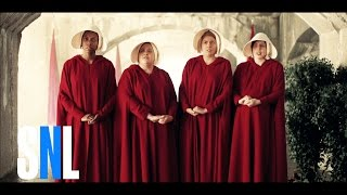 Video The Handmaid's Tale - SNL MP3, 3GP, MP4, WEBM, AVI, FLV September 2018