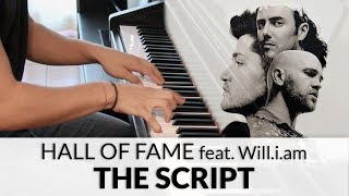 Video The Script - Hall of Fame feat. Will.i.am | Piano Cover MP3, 3GP, MP4, WEBM, AVI, FLV Mei 2018