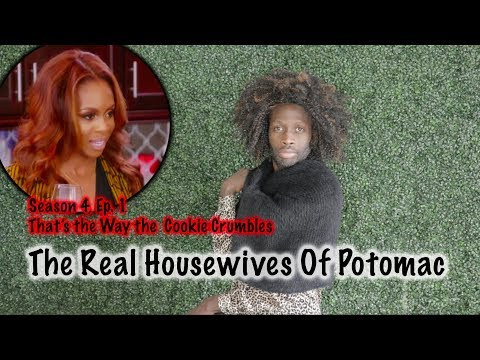 The Real Housewives Of Potomac | Season 4 Ep. 1 | That's the Way The Cookie Crumbles