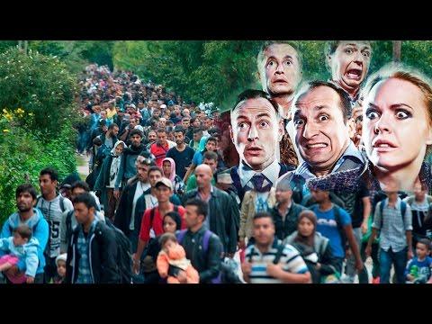 Kabaret Moralnego Niepokoju – Uchodźcy