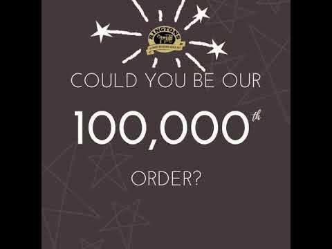 100,000 orders!