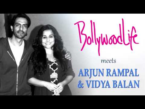 Vidya Balan BEATS Arjun Rampal in the Guess The TV