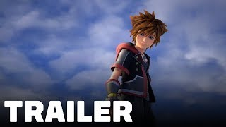Kingdom Hearts 3 - Final Battle Cinematic Trailer