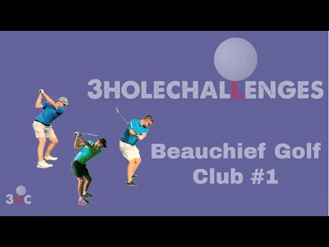 3holechallenges - Beauchief Golf Course
