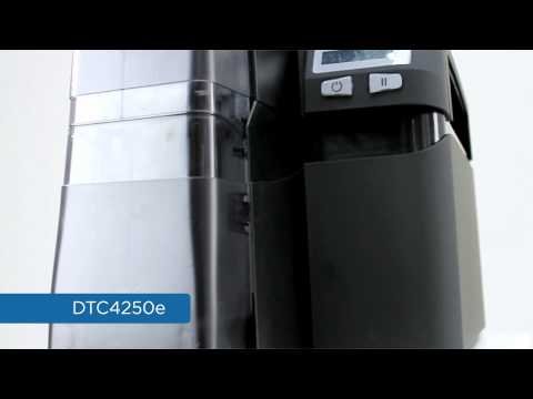 Promo Video - HID Fargo DTC4250e Printer