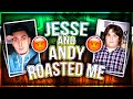 Jesse from PrankVsPranK AND Andy Milonakis Roast Me! (DISS TRACK)