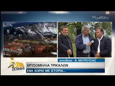 Η ιστορική αλλά και σύγχρονη Χρυσομηλιά | 13/05/2019 | ΕΡΤ