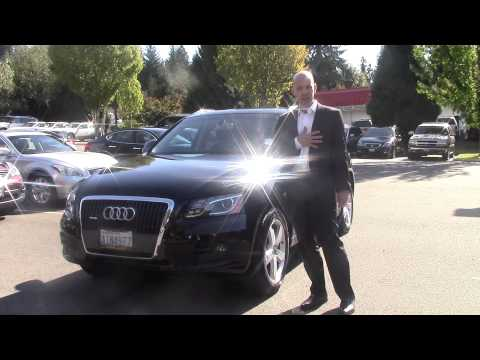 2012 Audi Q5 Review – In 3 minutes you'll be an expert on the 2012 Q5