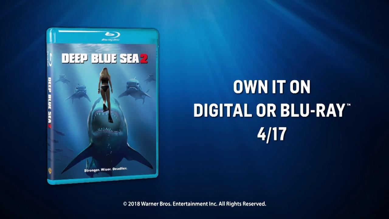"""Exclusive Deep Blue Sea 2 Clip """"Glad You"""