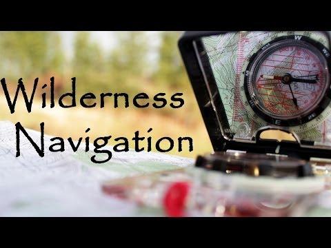 Woodsmanship 101 – Navigation 1