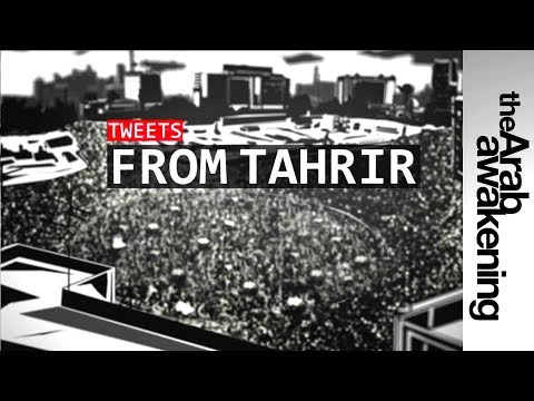 tahrir - Cairo's 'Twitterati' tweeted their revolution for 18 days from in and around Tahrir Square. Young, urbane and highly-motivated, their tweets revealed the tru...