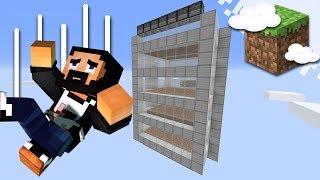 Minecraft Skyblock Origins - EP02 - Just Chillax