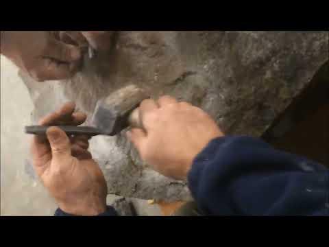 comment éclater un rocher