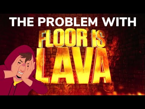 Netflix's Floor is Lava Problem | Netflix Series Review