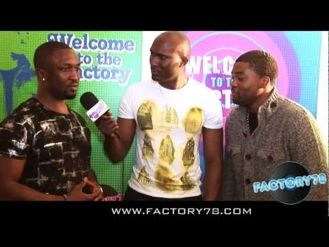 0 Factory78tv interviews Darey and Mo Eazy
