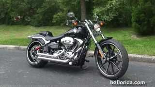 8. New 2014 Harley Davidson Softail Breakout Motorcycles for sale - Lutz, FL