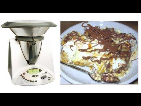 video ricetta: bimby - il gelato al gusto di ferrero roches