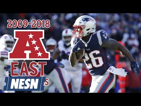 Video: Patriots Win 10th Straight AFC East Division Title, Join Atlanta Braves