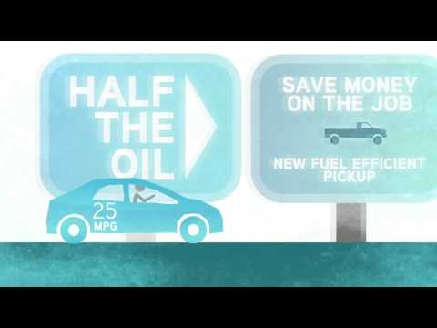 Half the Oil: A Realistic Plan to Cut U.S. Oil Use in Half in 20 Years