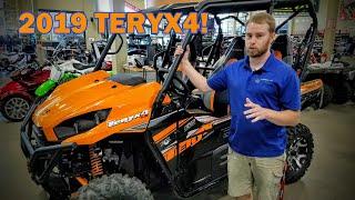 9. 2019 Kawasaki Teryx4  Overview!