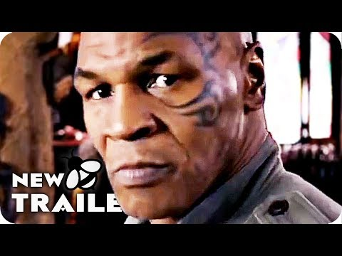 China Salesman Trailer 2 (2018) Steven Seagal, Mike Tyson Action Movie